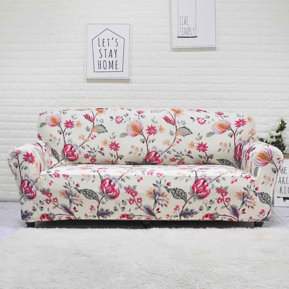 Joana Printed Stretch Sofa Slipcover | 1-4 Seats