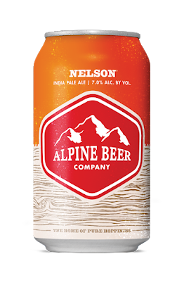 Alpine Nelson | 7% | 355ml