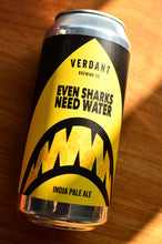 Load image into Gallery viewer, Verdant Even Sharks Need Water | 6.5% | 440ml