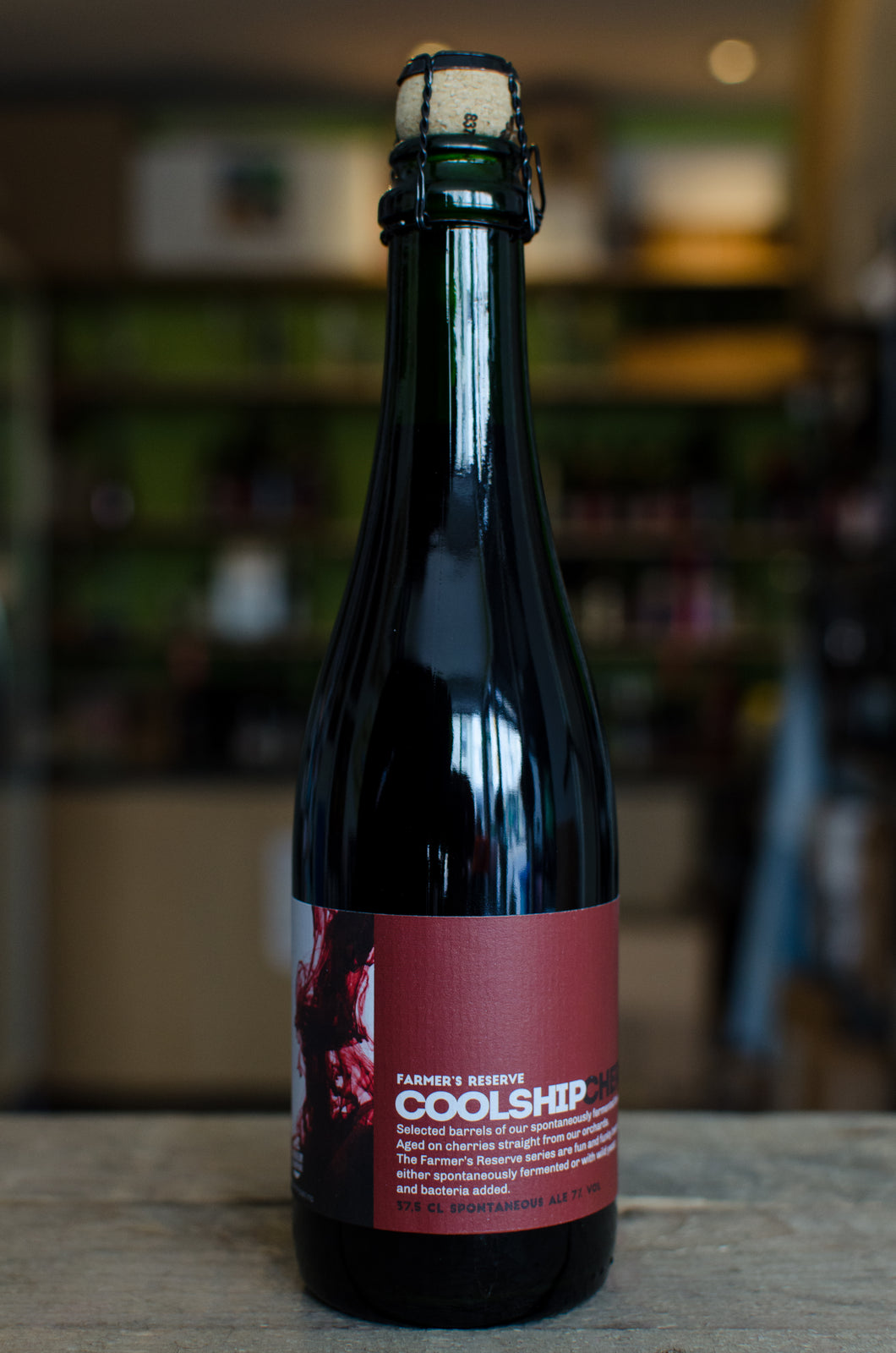 Lindheim Coolship Cherry | 7% | 375ml