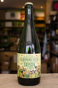 Burning Sky Saison de Fete 2020 | 6.9% | 750ml