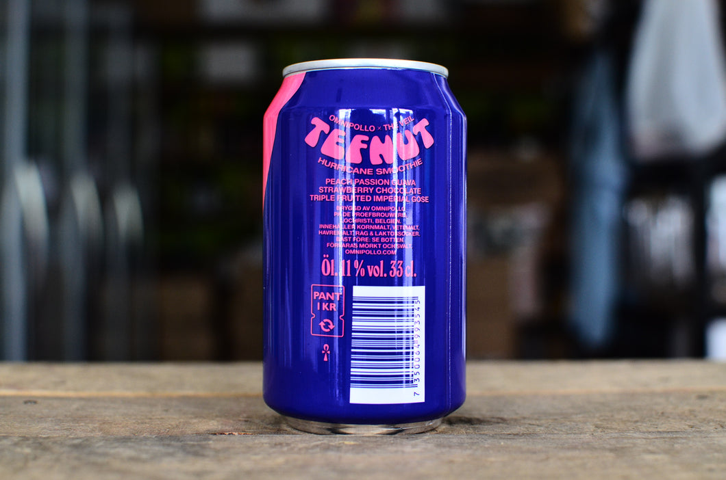 Omnipollo Tefnut Hurricane Smoothie | 11% | 330ml