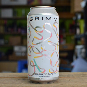 Grimm Artisanal Ales Magnetic Tape | 6.4% | 473ml