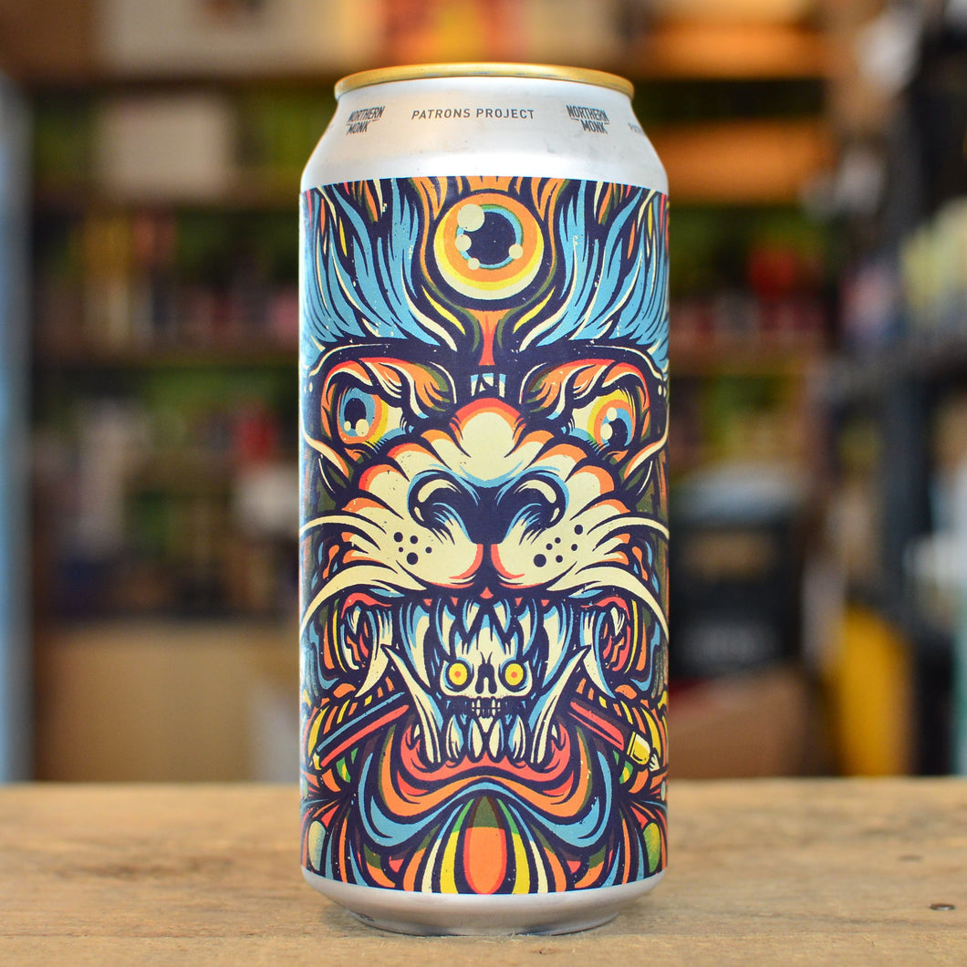 Northern Monk Patrons Project 4.07 Drew Millward Northern Tropics: GOLD | 7% | 440ml