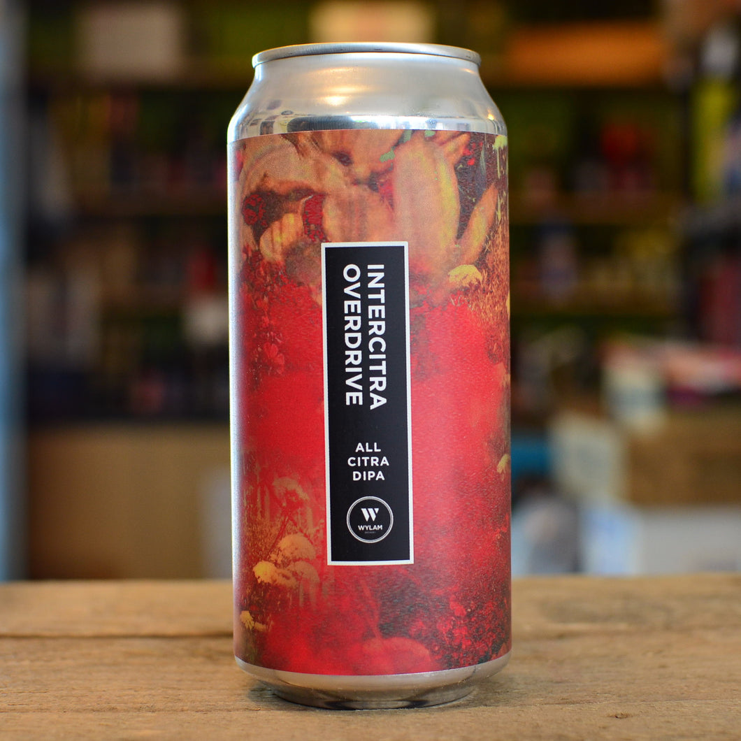 Wylam Intercitra Overdrive | 8.3% | 440ml