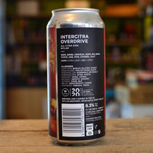 Load image into Gallery viewer, Wylam Intercitra Overdrive | 8.3% | 440ml