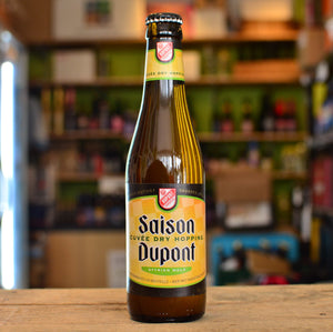 Brasserie Dupont Saison Dupont Cuvee Dry Hopping: Styrian Wolf | 6.5% | 330ml
