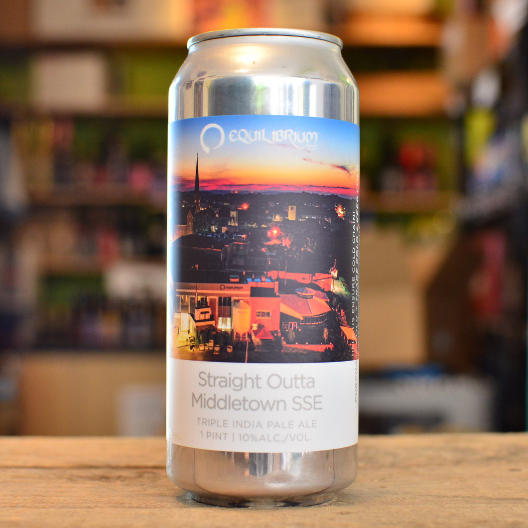 Equilibrium Straight Outta Middleton South Side Edition | 10% | 473ml