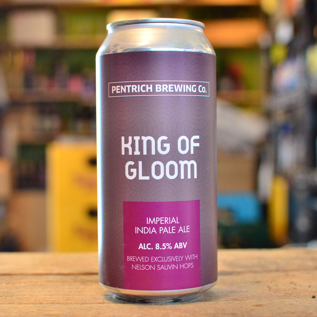 Pentrich King of Gloom | 8.5% | 440ml
