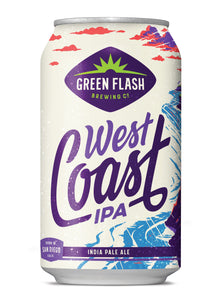 Green Flash West Coast IPA | 7% | 355ml