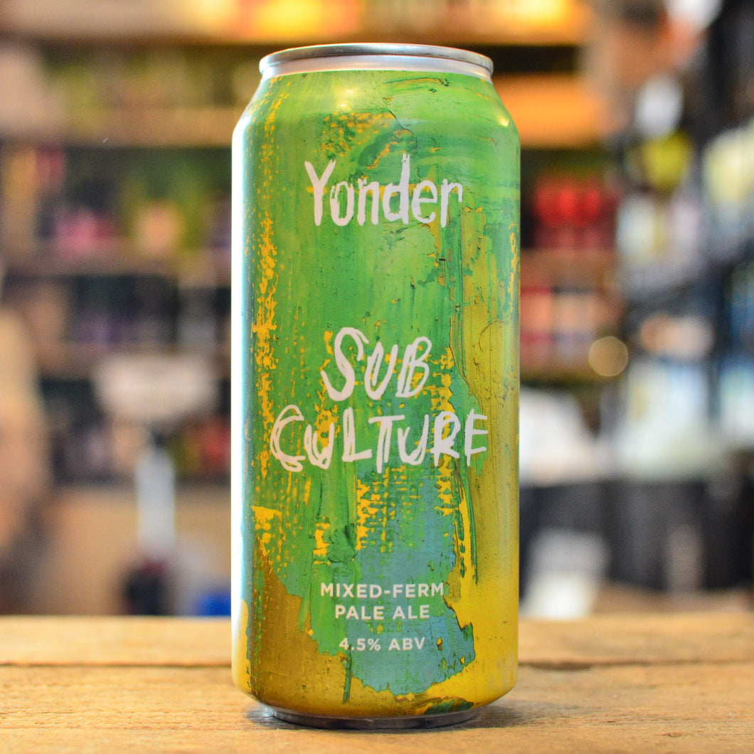 Yonder Sub-Culture | 4.5% | 440ml