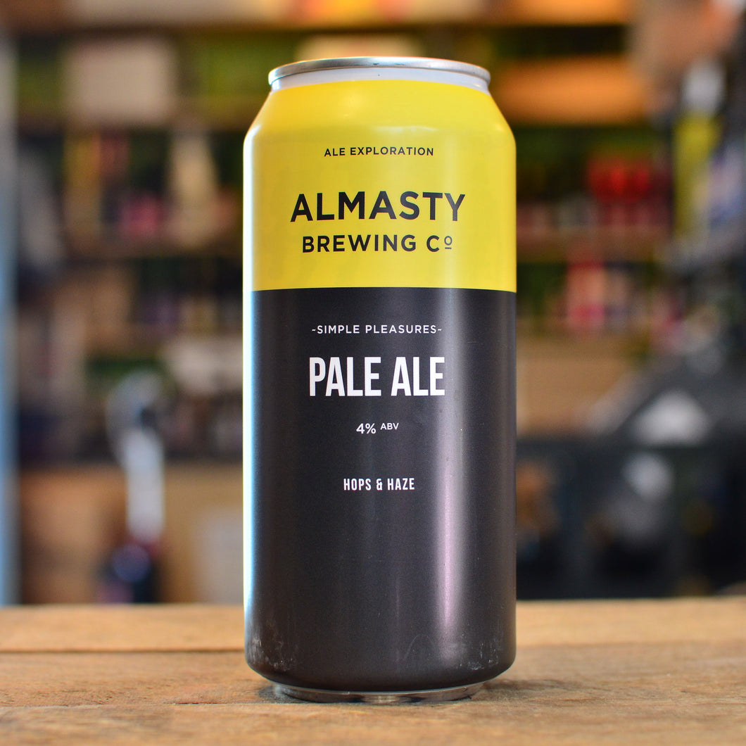 Almasty Simple Pleasures | 4% | 440ml