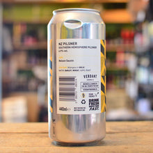 Load image into Gallery viewer, Verdant NZ Pils | 4.9% | 440ml