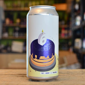 Cloudwater *Applies Virtual Background* (6th Birthday DIPA) | 8% | 440ml