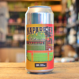 Naparbier Starships | 8% | 440ml