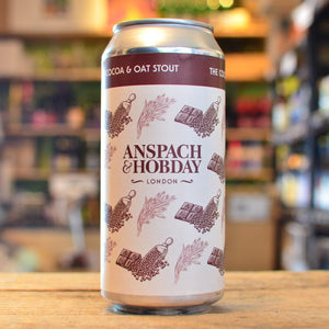 Anspach & Hobday The Cocoa & Oat Stout | 4.5% | 440ml