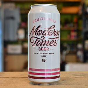 Modern Times Fruitlands Gose w/ Passionfruit & Guava | 4.8% | 473ml