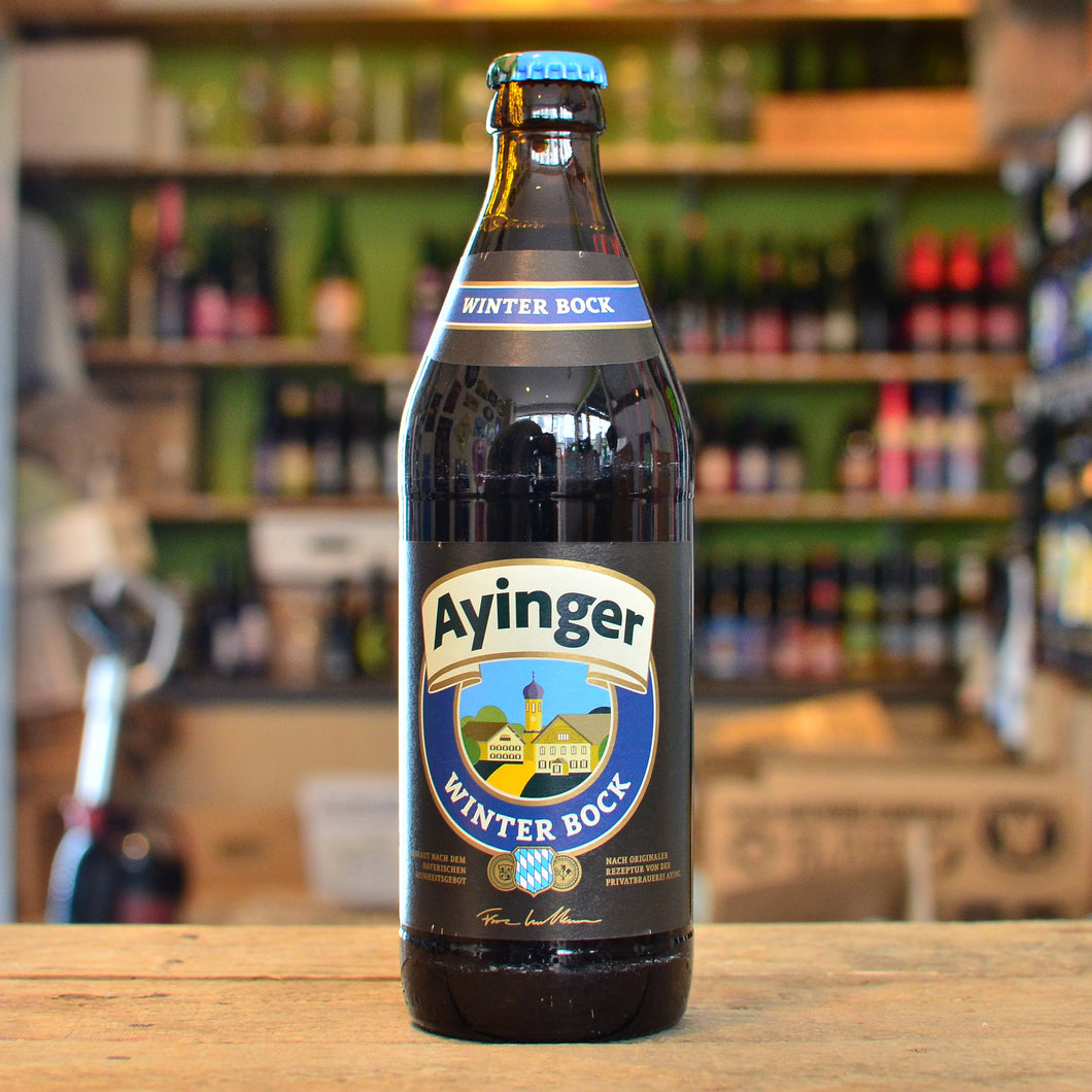 Ayinger Winter Bock | 6.7% | 500ml