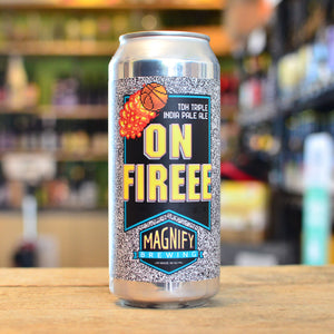 Magnify On Fireee | 10% | 473ml