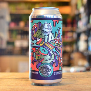 Amundsen + Northern Monk Virtual Reality 01 Double Thick Blueberry & Coconut Milkshake IPA | 7% | 440ml