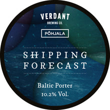 Load image into Gallery viewer, Verdant + Pohjala Shipping Forecast | 10.2% | 440ml
