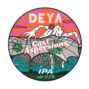 Deya Cast Aspersions | 6.5% | 500ml