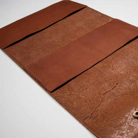 Brown English Bridle Leather