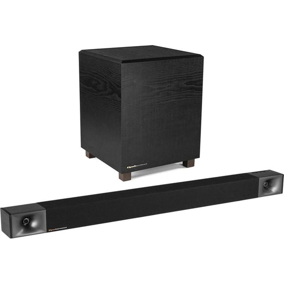 Klipsch BAR 40 SOUND BAR + WIRELESS SUBWOOFER