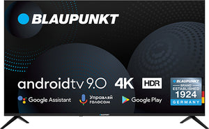 "BLAUPUNKT 55""  55UN265 ULTRA HD 4K HDR ANDROID TV"