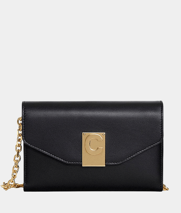 Celine IPhone X Clutch Shoulder bag