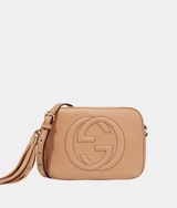 Gucci Soho Small Leather Disco Bag.