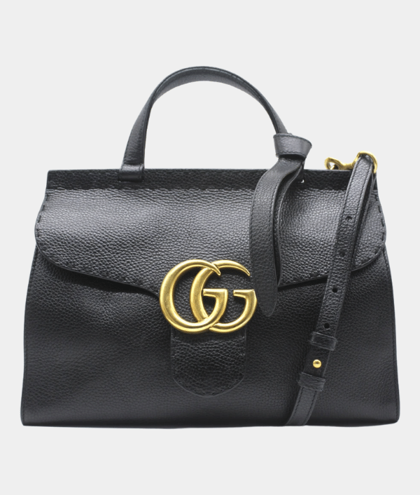 Gucci GG Marmont Small Top Handle Bag