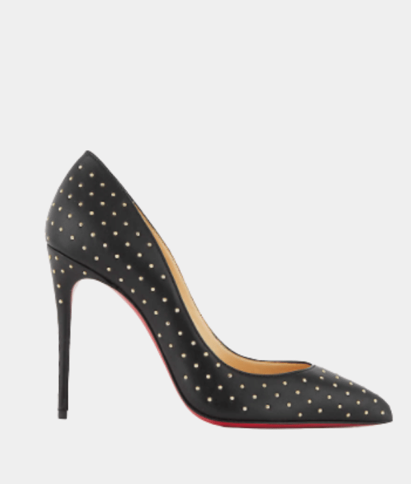 Christian Louboutin Pigalle Plume 85 - Size 36