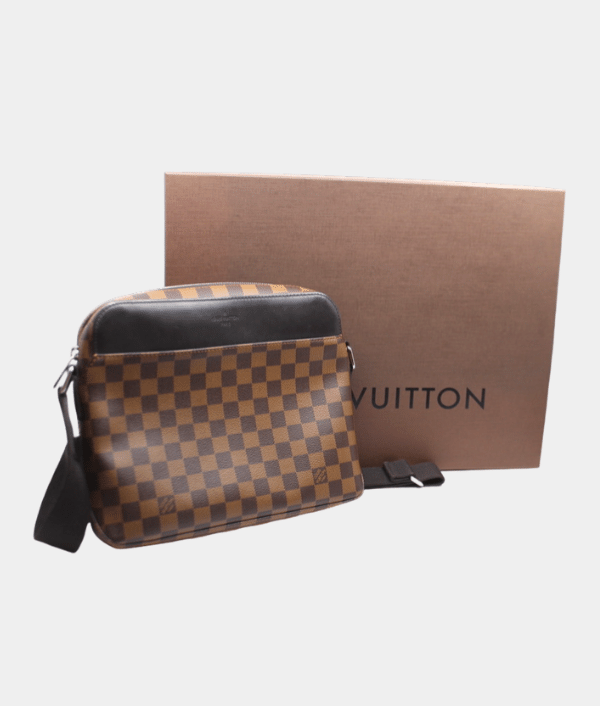 Louis Vuitton Damier Ebene Messenger Bag