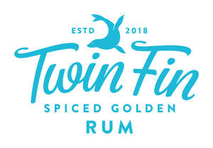 Twin Fin Spiced Golden Rum