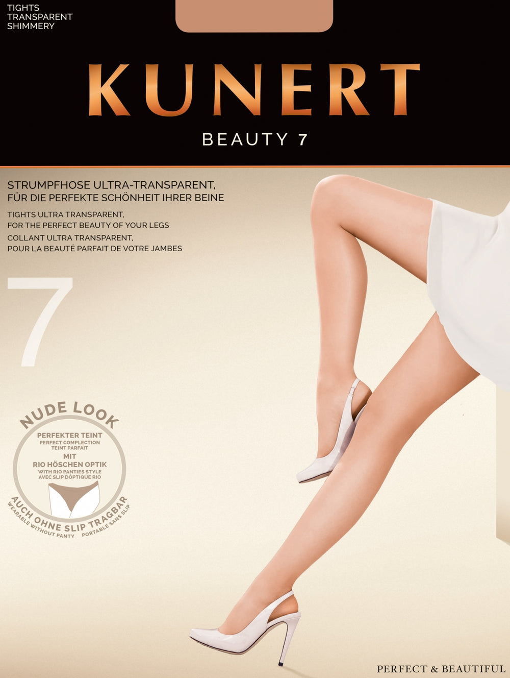 Panty Beauty 7 | Kunert