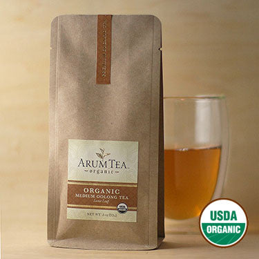 BANTEN DAWN - Organic Medium Oolong Tea