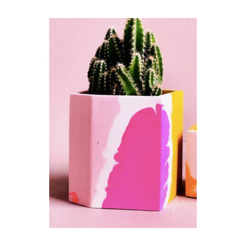 Periwinkle Blue BKR Glass Water Bottle--1L