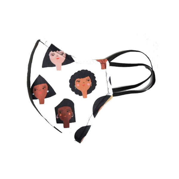 Diverse Voices Face Mask