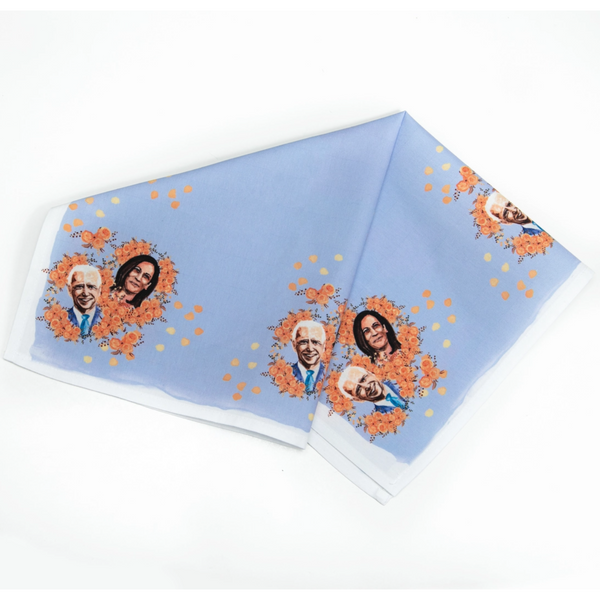 Kamala and Joe 4pc Dinner Napkins