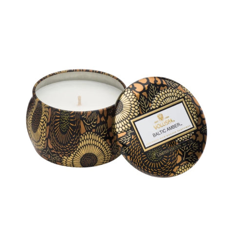 Orchid & Amber Jar Candle