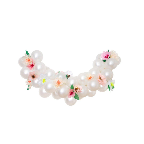 Spring Flowers Balloon Garland Kit