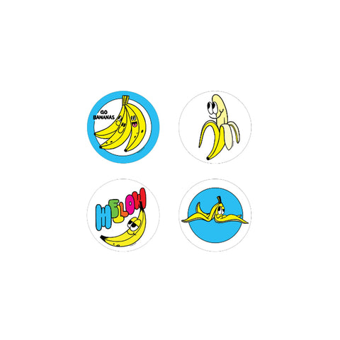 That's Bananas! Scratch and Sniff Sticker Pack