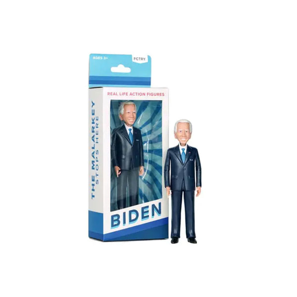 Joe Biden President Action Figure