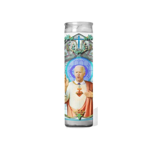 Joe Biden Celebrity Prayer Candle