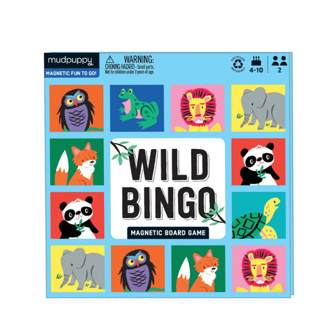 Jungle Bingo Game