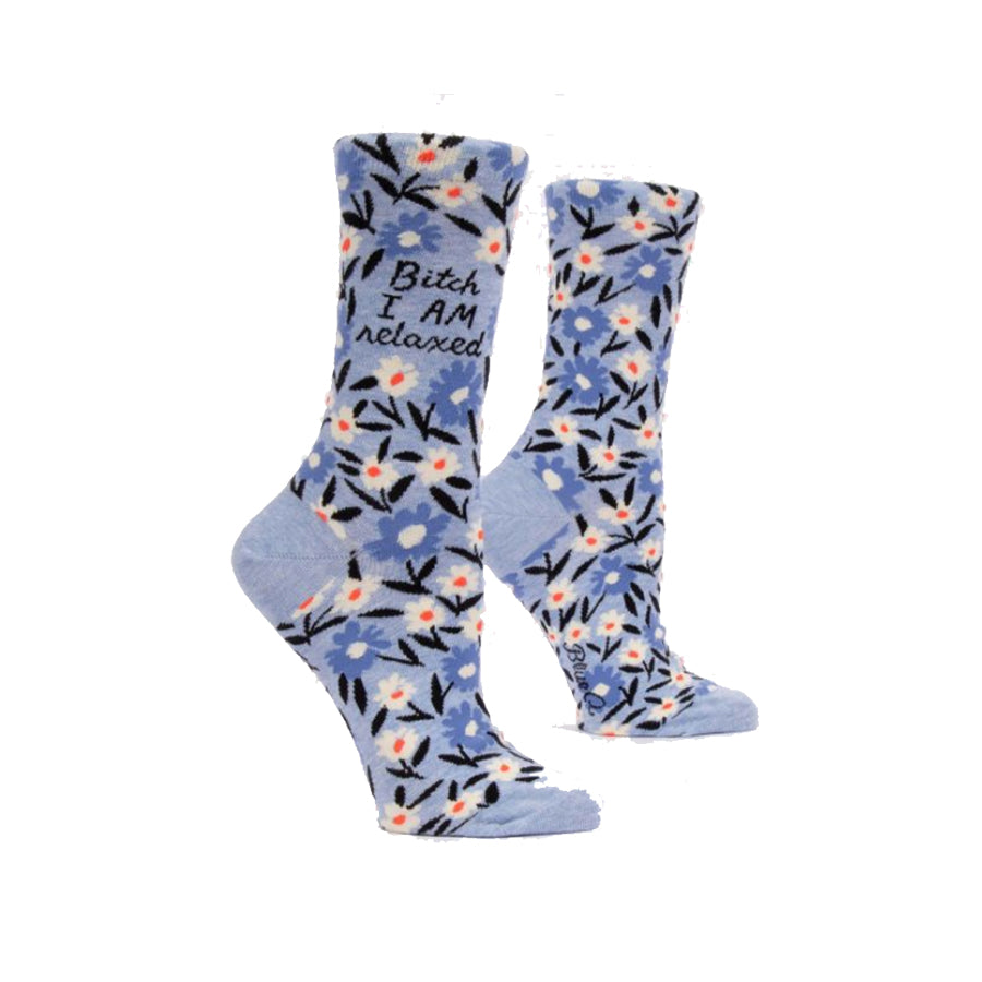 I am Relaxed Women's Socks