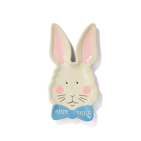 Happy Easter Bunny Treat Dish