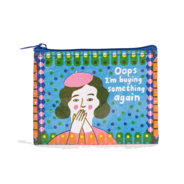 Buying Again Coin Purse