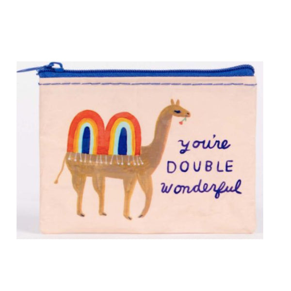 Double Wonderful Coin Purse